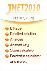 JMET 2010 Updates