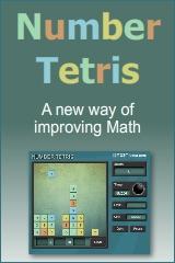 Number Tetris